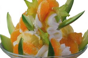 """Przykładowe desery lodowe :: © Cukiernia """"Pawłowski"""""""